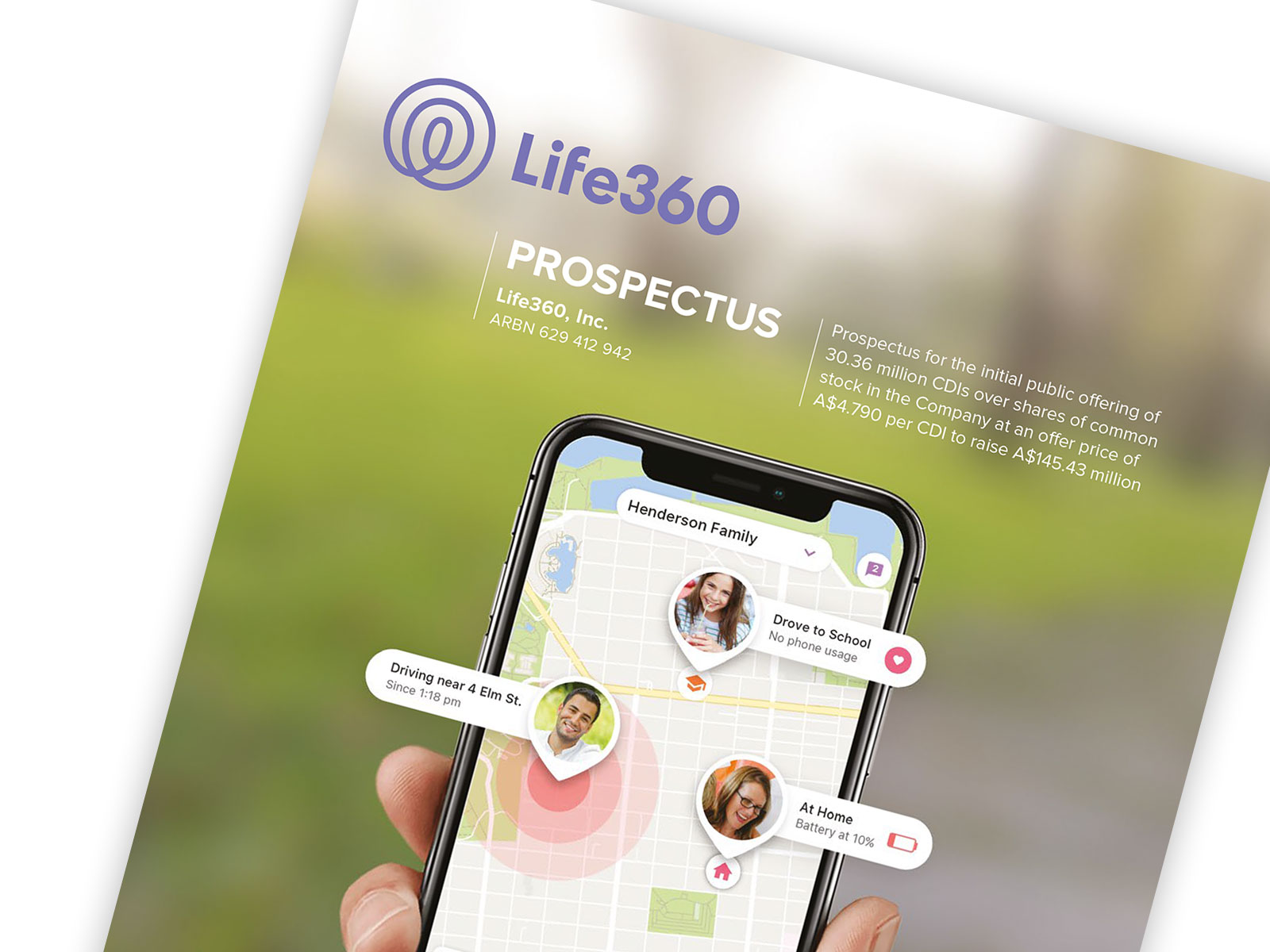 Life360 Products
